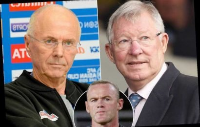 Sven-Goran Eriksson told Sir Alex Ferguson to 'f*** off' during row over Wayne Rooney in 2006 after the then-Man Utd boss said 'I will kill you' – The Sun