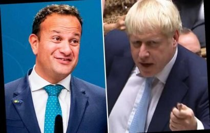 Brussels turns on Boris Johnson in 24 hours after Ireland throws out PM's bold Brexit offer