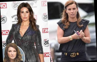 Paranoid Coleen Rooney has too much time on her hands — she needs to get over herself – The Sun