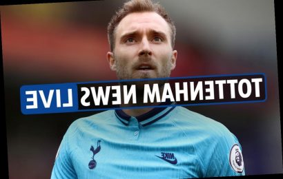 5pm Tottenham news LIVE: Eriksen, Dier, Wanyama and Rose for sale, Lloris out until 2020, and Pochettino has Levy backing – The Sun