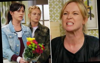 Emmerdale shock as Kerry and Amy get away with killing Frank – and fans are furious