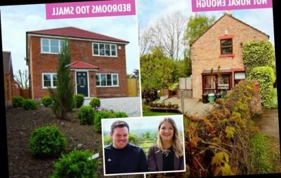 Viewers blast Location Location Location house hunters as 'toddlers with no budget' as they reject EVERY house Kirstie and Phil show them – The Sun