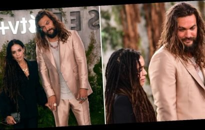 Jason Momoa and Lisa Bonet's Love Is a Sight to Behold at Apple TV's See Premiere