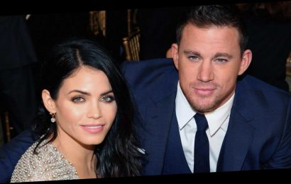 """Jenna Dewan Said She and Channing Tatum Divorced Because Their """"Dynamic"""" Turned to """"Hurting"""""""