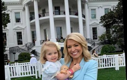 Fox & Friends' Ainsley Earhardt Opens Up About Balancing Her Career and Motherhood After Divorce: 'I Love My Life'
