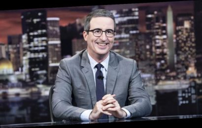"'Last Week Tonight': John Oliver Addresses ""Stupid Watergate II"", Giuliani's Butt Dial And ""Brexit Halloween"""