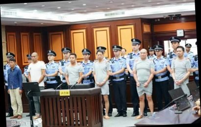 Five Chinese 'hitmen' busted for outsourcing murder over development battle