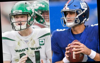 Where Daniel Jones-Sam Darnold debate stands as showdown nears