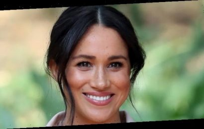 Meghan Markle Just Recycled Her Blush Trench Dress for a Very Touching Reason