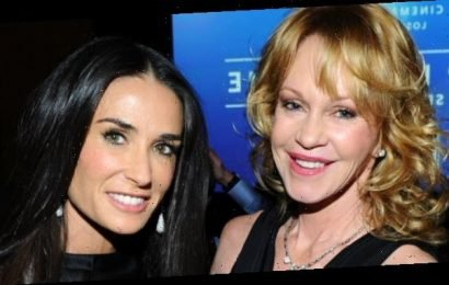 Demi Moore and Melanie Griffith Had aNow and ThenReunion — 24 Years Later