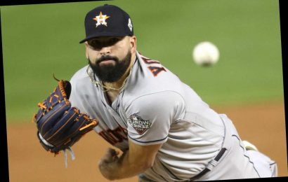 Astros right back in World Series because of Jose Urquidy