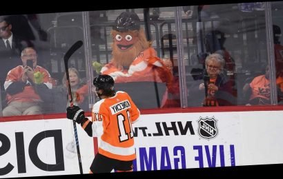 The Philadelphia Flyers Built a 'Rage Room' Where Angry Fans Can Vent