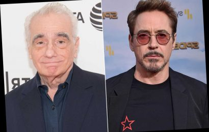 Robert Downey Jr. 'Appreciates' Martin Scorsese's Marvel Diss But Says It 'Doesn't Make Sense'
