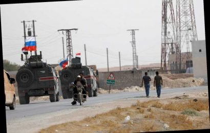 Russia says its troops have filled void left in Syria by US troops