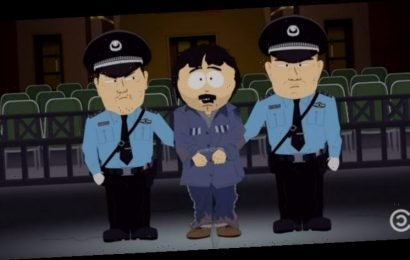 'South Park' Removed From Chinese Internet After Critical 'Band in China' Episode