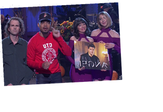 SNL: Chance the Rapper Name-Checks Angel and Buffy in Monologue Rap