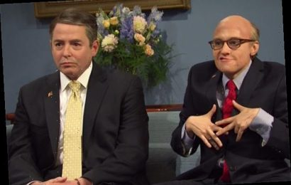SNL Surprise: Matthew Broderick Plays Mike Pompeo in Impeachment Sketch