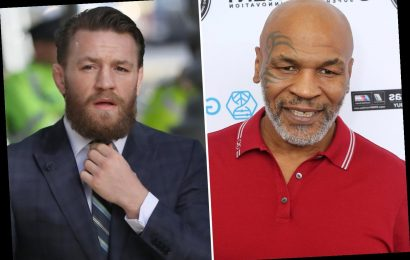 UFC star Conor McGregor offered advice by boxing legend Mike Tyson after run-in with the law – The Sun