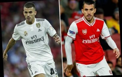 On-loan Arsenal star Dani Ceballos wants permanent transfer as he claims 'now I'm where I want to be' after leaving Real Madrid – The Sun
