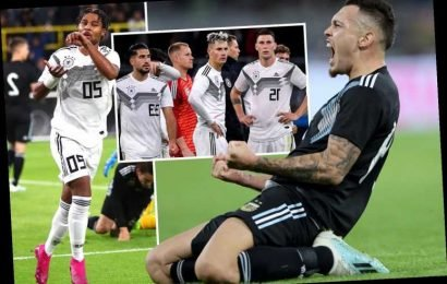 Germany 2 Argentina 2: Serge Gnabry scores again but Low's youngsters drop two-goal lead in Dortmund – The Sun