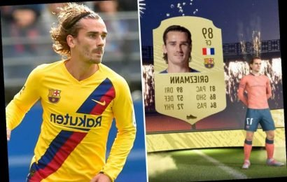 Furious Antoine Griezmann rang EA Sports to complain about being locked out of FIFA 15 account for 'buying coins' – The Sun