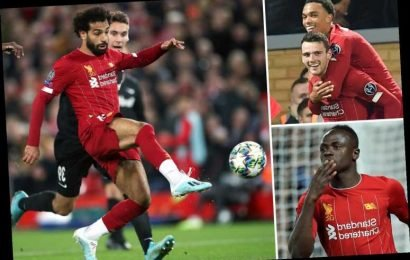 Liverpool 4 RB Salzburg 3: Salah seals win after Klopp's men blew three-goal lead in Champions League thriller – The Sun