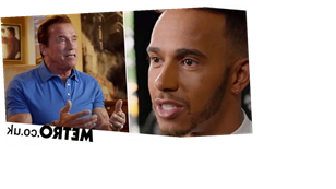 Arnie and Lewis Hamilton's Netflix doc The Game Changers praised by doctors