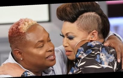 Woman Learns Her Long Lost Sister Is Tisha Campbell-Martin on The Real