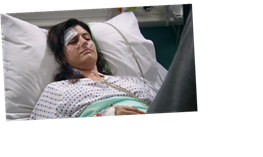 Emmerdale fans disgusted as Kerry Wyatt survives her head injury and gets away with killing Frank Clayton