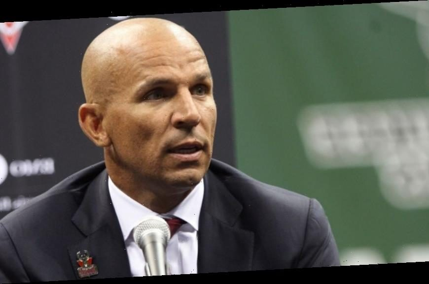Jason Kidd gets ripped on social media for leaving out Lakers coach in tweet to team