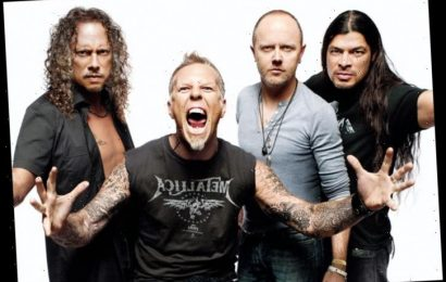 Metallica Partner With Billabong For New Surfwear