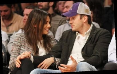 Mila Kunis Wants to Join 'Real Housewives', Ashton Kutcher Reacts