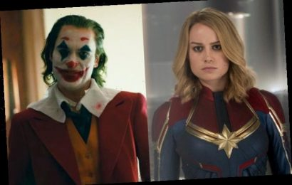 Captain Marvel and Joker Top Poll for 2019's Top Movie-Inspired Halloween Costumes