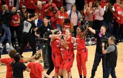 Elena Delle Donne and the Mystics Capture Their First W.N.B.A. Title