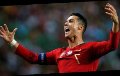 Portugal 3-0 Luxembourg: Cristiano Ronaldo moves one goal away from 700