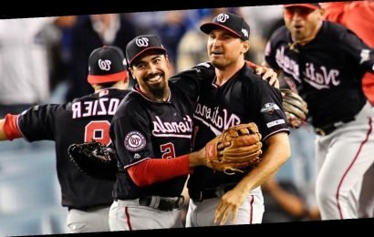 Nats favored over Cards to reach World Series