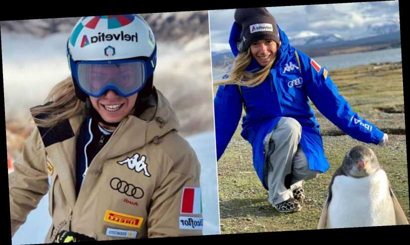 Skier Marta Bassino Excited For World Cup Giant Slalom Opener In Austria Carmon Report