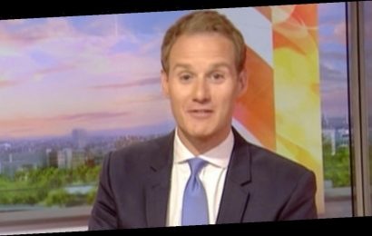 BBC breakfast's Dan Walker defends Strictly's Mike Bushell following fix claims