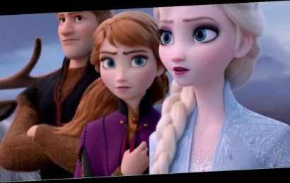 Iceland unveil Christmas advert that features Frozen characters Elsa and Anna