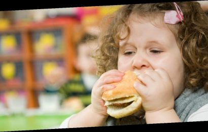 Nursery bosses want the power to ban unhealthy junk food from kids' lunchboxes