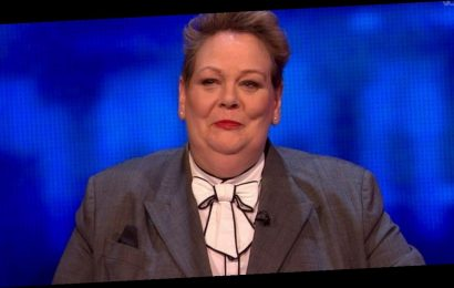 The Chase's Anne Hegerty admits she prefers beating the 'nice' players on show
