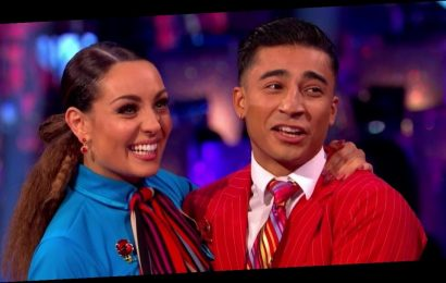 Strictly's Karim Zeroual has a 'secret' girlfriend as he addresses Amy rumours