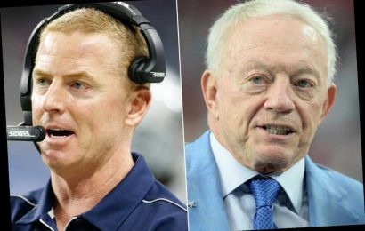 Jerry Jones is just getting angrier with Jason Garrett