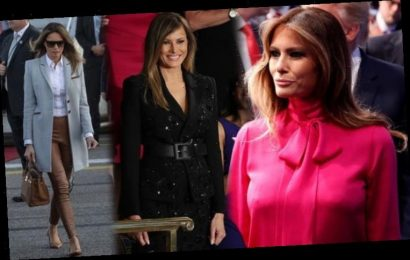 Melania Trump: The most expensive items Donald's wife and First Lady of the US has worn