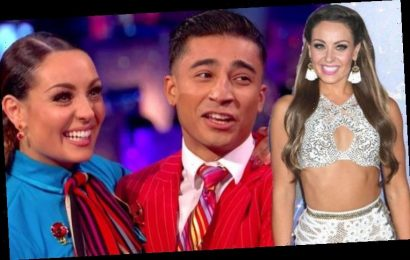 Amy Dowden: Strictly 2019 pro reveals Karim Zeroual wedding news 'We can be honest'
