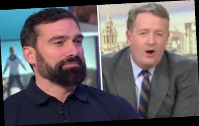 Ant Middleton challenges Piers Morgan to join him on new Sky documentary