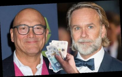 Gregg Wallace: Celebrity chef's staggering net worth compared to co-host