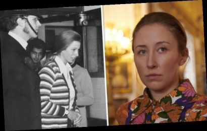 The Crown season 3: Princess Anne star on how shock royal kidnap shaped her performance