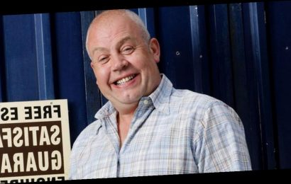 EastEnders Minty star Cliff Parisi confirmed as secret I'm A Celeb cast member
