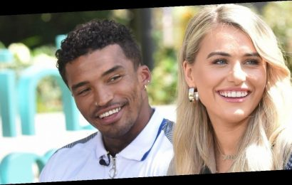 Ellie Brown responds to rumours she's dating Michael Griffiths after meeting on Ex On The Beach